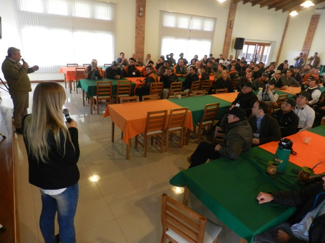 Stara receives group of foreign farmers