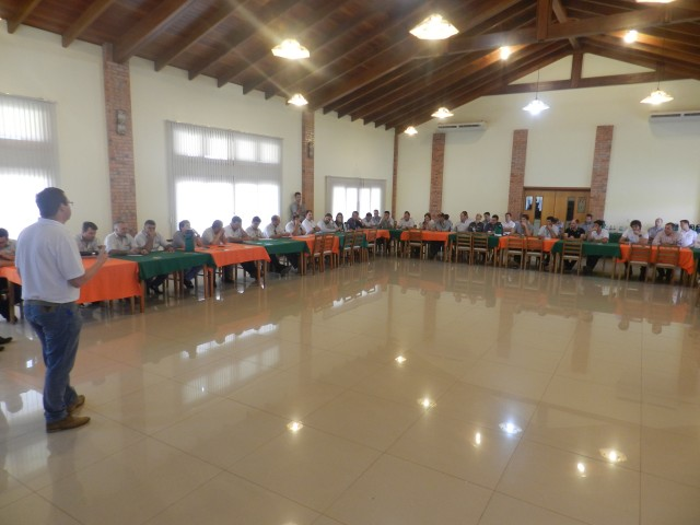 Stara performed regional meeting with the network of dealers