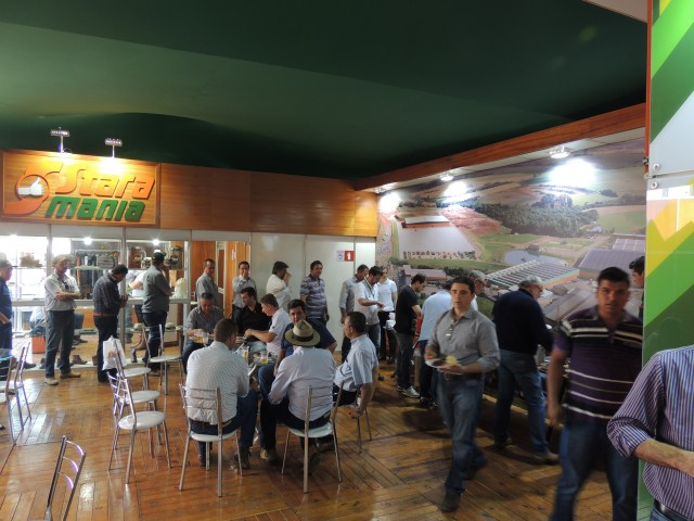 Stara celebrates its 55th anniversary at the Expointer opening