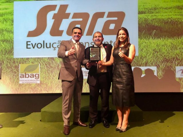 Stara is recognized as the 6th best agribusiness company to work in Brazil