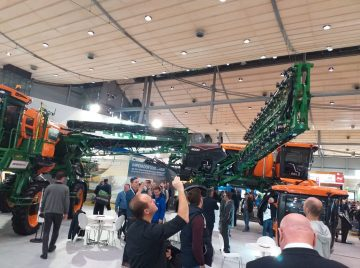 Stara's technology stands out at Agritechnica