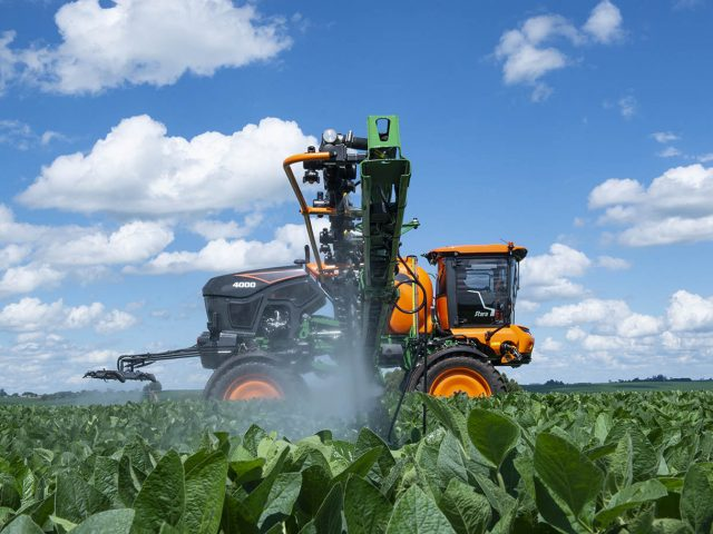 Stara presents the best spraying efficiency at Agritechnica